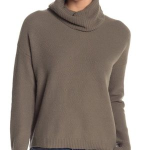 Madewell Textured Turtleneck Sweater